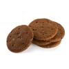 Chocolade hazelnoot biscuit