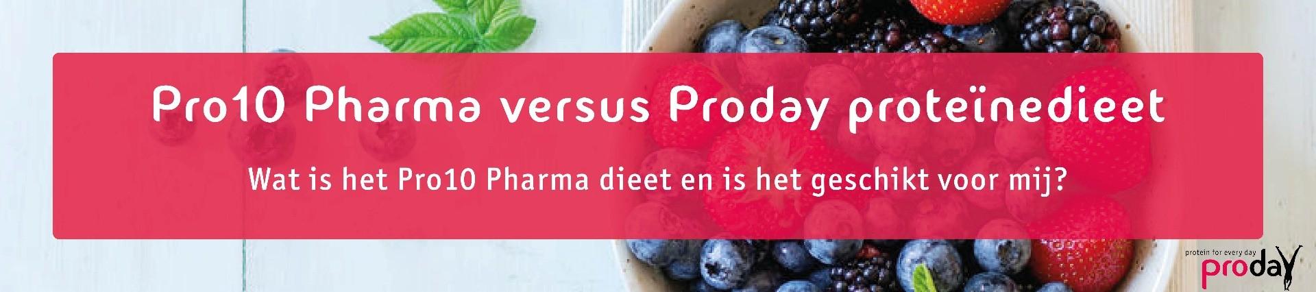 Pro10pharma proteinedieet