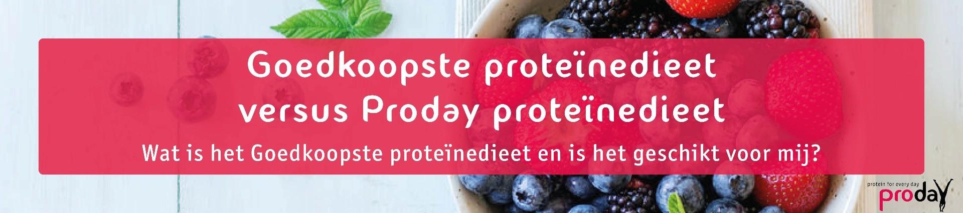 goedkoopste proteinedieet alternatief
