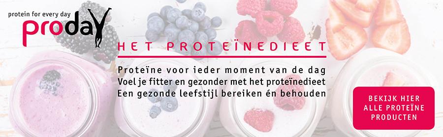 Banner landingspagina proteinedieet