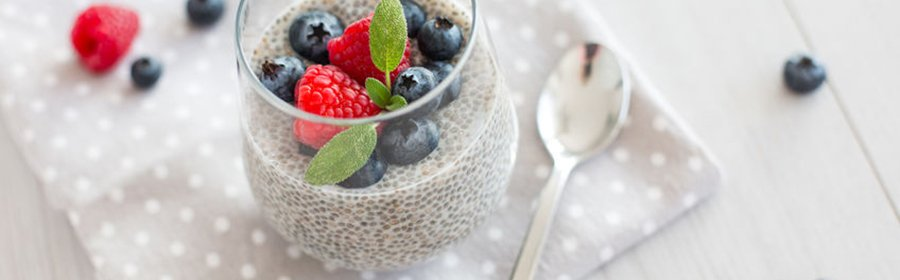 chia pudding proday proteine dieet