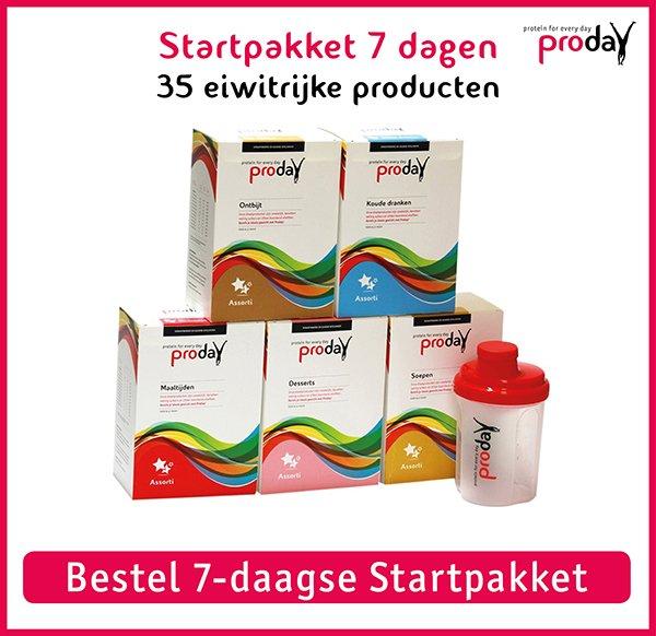 proteine dieet startpakket