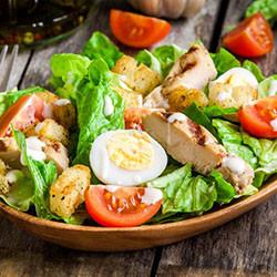 eiwitdieet-recept-caesar-salade