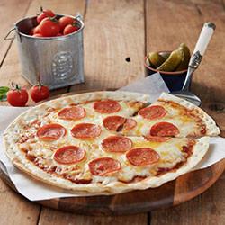 eiwitdieet-recept-pizza