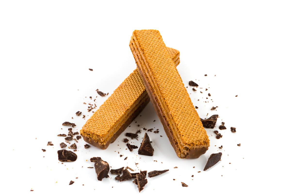 Pennywafel chocolade