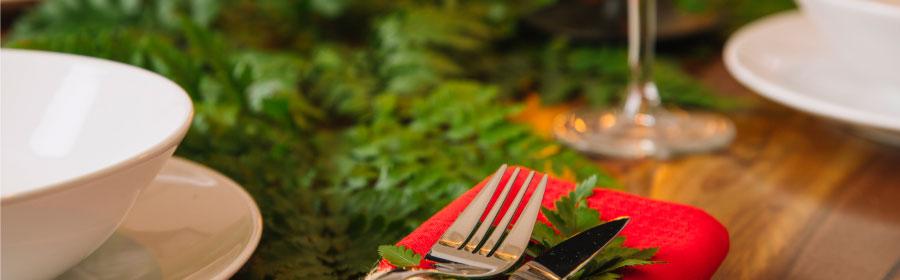 Tips om slank de feestdagen door te komen