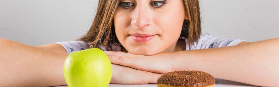 vrijheid van etensuiting, juiste voedingskeuzesvrijheid van etensuiting, juiste voedingskeuzes